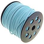 Wollschnur, blau, 2.50x1.50mm, Länge:100 HofHof, verkauft von PC