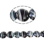 Plattierte Lampwork Perlen, flache Runde, 20x21x11mm, Bohrung:ca. 2mm, 100PCs/Tasche, verkauft von Tasche