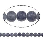 Knistern Glasperlen, Glas, rund, dunkelviolett, 10mm, Bohrung:ca. 1.5mm, Länge:ca. 32 ZollInch, 10SträngeStrang/Tasche, verkauft von Tasche