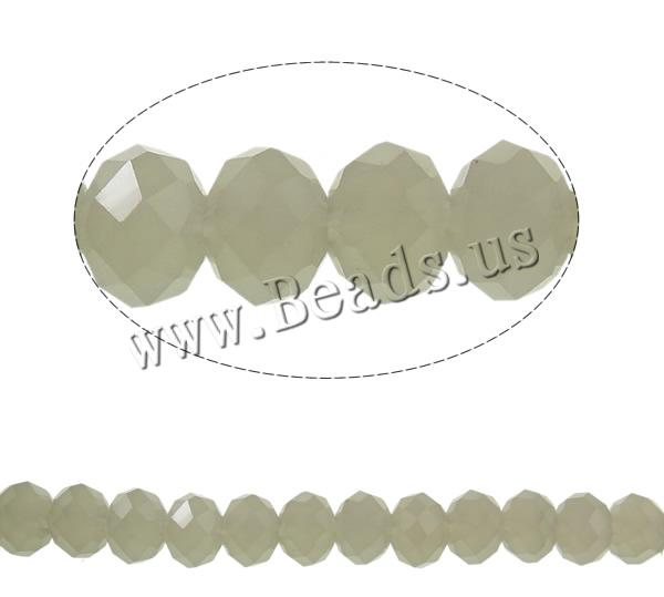 Buy Imitation CRYSTALLIZED™ Element Crystal Beads Rondelle faceted & imitation CRYSTALLIZED™ element crystal Greige 8x6mm Hole:Approx 1mm Length:Approx 17.7 Inch 10Strands/Bag Sold Bag