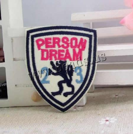 Buy Iron Patches Cloth Shield 46x55mm 3 Sold Lot