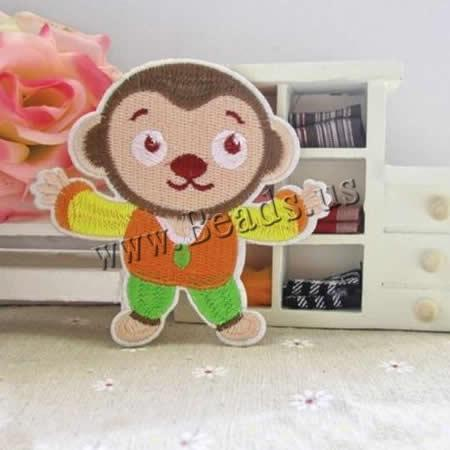 Buy Iron Patches Cloth Monkey 93x90mm 2 Sold Lot
