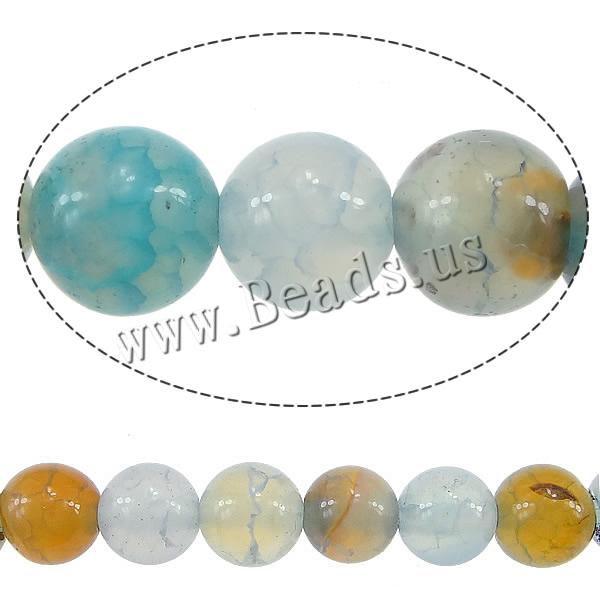 Buy Natural Dragon Veins Agate Beads Round multi-colored 6.50mm Hole:Approx 1mm Length:Approx 15 Inch 20Strands/Lot Approx 63/Strand Sold Lot