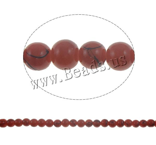 Buy Fashion Glass Beads Round drawbench solid color colors choice 8mm Hole:Approx 1.5mm Length:Approx 32 Inch 10Strands/Bag Sold Bag