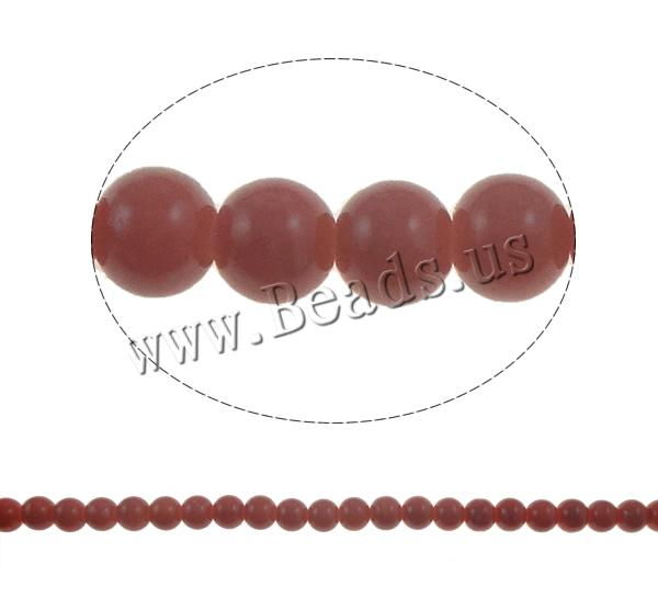Buy Fashion Glass Beads Round solid color colors choice 8mm Hole:Approx 1.5mm Length:Approx 32 Inch 10Strands/Bag Approx 108/Strand Sold Bag