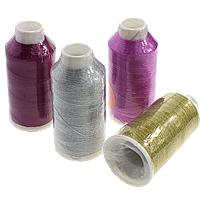 chemisches Glasfaserkabel Nichtelastisches Garn, mit Kunststoffspule, 3 Fach Garn, keine, 0.50mm, 200m/PC, verkauft von PC