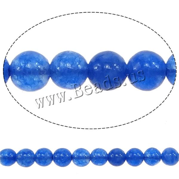 Buy Dyed Marble Beads Round blue 2.50mm Hole:Approx 0.3mm Length:Approx 15.5 Inch 20Strands/Lot Approx 204/Strand Sold Lot