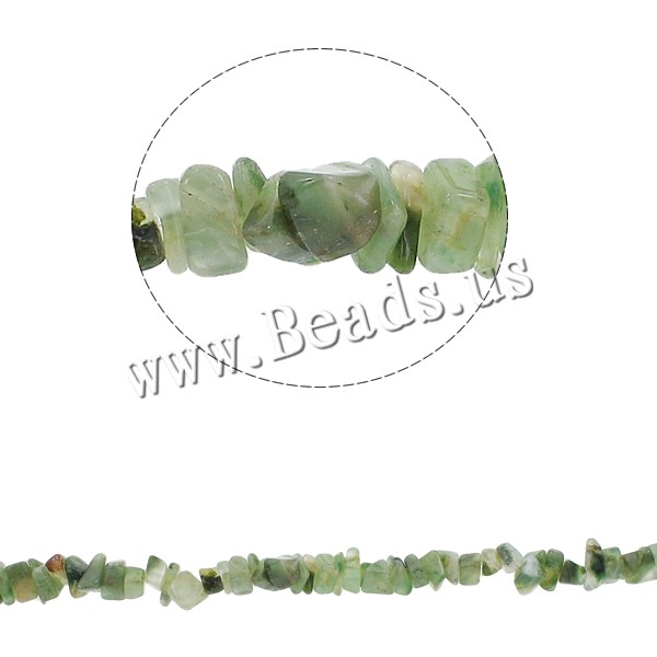 Buy Natural Moss Agate Beads Chips 5-8mm Hole:Approx 0.8mm Approx 260PCs/Strand Sold Per Approx 34.6 Inch Strand