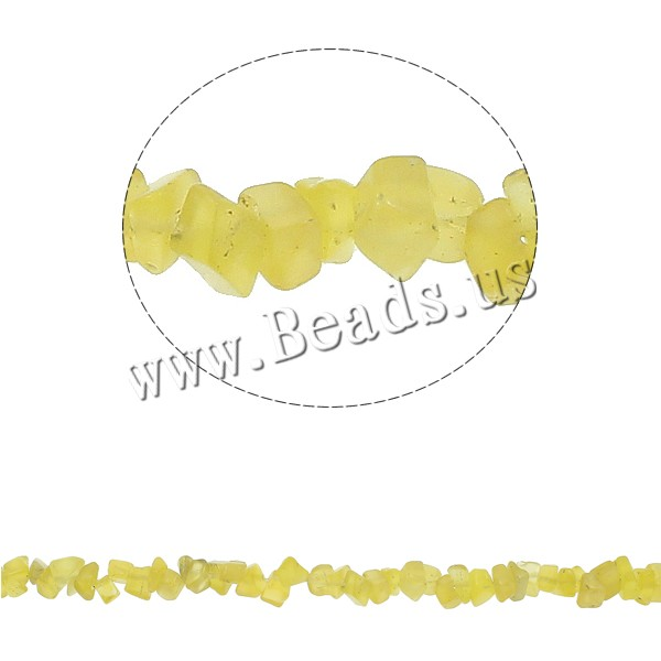 Buy Gemstone Chips Citrine November Birthstone 5-8mm Hole:Approx 0.8mm Approx 260PCs/Strand Sold Per Approx 34.6 Inch Strand