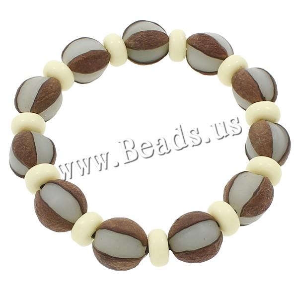 Buy Wrist Mala Bodhi Root Ox Bone Oval Buddhist jewelry & two tone 13mm Length:Approx 7.5 Inch 5Strands/Bag 11PCs/Strand Sold Bag
