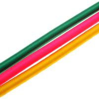 Polyester Schnur, mit hohle Kunststoffkern, keine, 5mm, 0.38m/Strang, verkauft von Strang