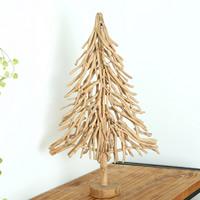 Weihnachtsangebot, Holz, Weihnachtsbaum, handgemacht, Weihnachtsschmuck, frei von Nickel, Blei & Kadmium, 390x100x640mm, 2PCs/Menge, verkauft von Menge