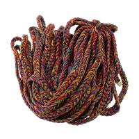 Ethnische Baumwollschnur, Baumwolle, 80-Garn & binden, 11x4.50mm, 100m/Menge, verkauft von Menge