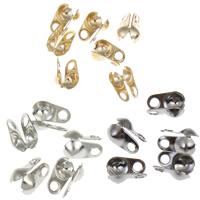 Eisen Perlenkappe, plattiert, verschiedene Größen vorhanden, keine, frei von Nickel, Blei & Kadmium, Bohrung:ca. 1mm, verkauft von Tasche