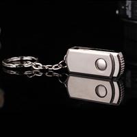 USB Stick, Edelstahl, verschiedene Speicher vorhanden, originale Farbe, 47x16x10mm, verkauft von PC