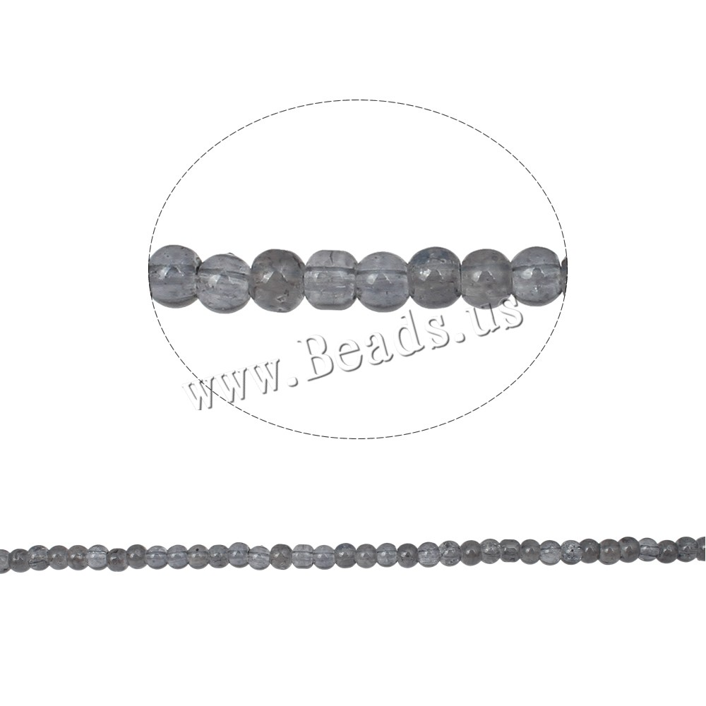 Buy Crackle Glass Beads Round violet 4mm Hole:Approx 1mm Length:Approx 30.7 Inch 10Strands/Bag Sold Bag