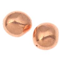 Acryl Schmuck Perlen, originale Farbe, 15x13x10mm, Bohrung:ca. 1mm, ca. 410PCs/Tasche, verkauft von Tasche