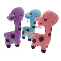 Baumwollsamt Giraffe, keine, 110x170x71mm, verkauft von Tasche