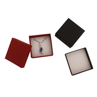 Karton Multifunktionelle Schmuck Kasten, Rechteck, keine, 73x73x35mm, 125PCs/Menge, verkauft von Menge