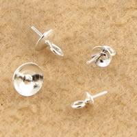 925 Sterling Silber Ringöse, verschiedene Größen vorhanden, verkauft von Menge