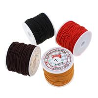 Elastisches Garn, Nylon, mit Kunststoffspule, keine, 0.60mm, 25PCs/Tasche, ca. 38m/PC, verkauft von Tasche