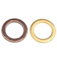 Zinklegierung Verbindungsring, Kreisring, plattiert, keine, frei von Blei & Kadmium, 24x2mm, Bohrung:ca. 16mm, ca. 330PCs/Tasche, verkauft von Tasche