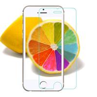 Glas Handy vorgespanntes Membran, Mit Verpackungskasten & verschiedene Stile für Wahl, klar, 0.26mm, verkauft von PC