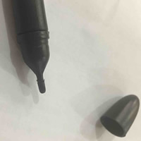Super-Klebstoff, Gummi, mit Kunststoff, schwarz, 230x125x30mm, 140mm, verkauft von PC
