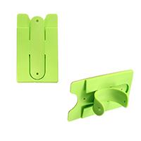 Silikon Kartentelefonhalter, grün, 56x95x4.50mm, verkauft von PC