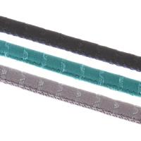 Stoff Schnur, keine, 6x4mm, 50m/Menge, verkauft von Menge