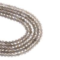 Opal Perlen, rund, natürlich, verschiedene Größen vorhanden, verkauft per ca. 15.5 ZollInch Strang