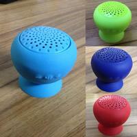 Bluetooth Lautsprecher, Kunststoff, Kann auch als Telefonhalter verwendet werden & mit Saugnapf, keine, 62x60mm, verkauft von PC