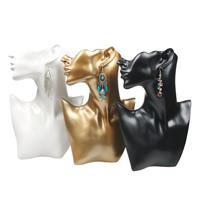 Harz Ohrringständer, keine, frei von Nickel, Blei & Kadmium, 260x180x70mm, verkauft von PC