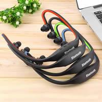 ABS Kunststoff hängender Ohrhörer, mit PVC Kunststoff, keine, frei von Nickel, Blei & Kadmium, verkauft von PC
