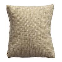 Leinen Schmuckständer Kissen, mit Schwamm, Rechteck, 50-70x60-80x30-50mm, 20PCs/Tasche, verkauft von Tasche