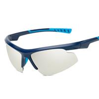 Art- und WeiseSonnenbrillen , PC Kunststoff, mit PC Kunststofflinse & Silikon, unisex, keine, 145x39x130mm, verkauft von PC