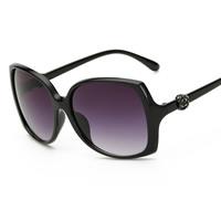 Art- und WeiseSonnenbrillen , PC Kunststoff, mit PC Kunststofflinse & Zinklegierung, unisex, keine, 143x54x136mm, verkauft von PC