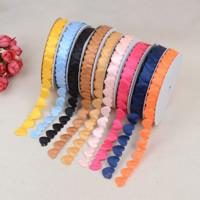 Terylen Band, Polyester, Herz, einzelseitig, keine, 16mm, 5PCs/Menge, 20WerftenHof/PC, verkauft von Menge