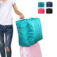 Reisetaschen, Nylon, mit Brief Muster, keine, 46x20x36.5cm, verkauft von PC