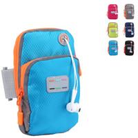 Handy-Tasche, Nylon, mit Brief Muster & wasserdicht, keine, 18x10cm, verkauft von PC