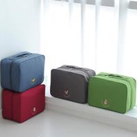 Reisetaschen, Polyester, mit Brief Muster & wasserdicht, keine, 38x27x18cm, verkauft von PC