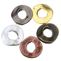 Zinklegierung Verbindungsring, plattiert, keine, frei von Nickel, Blei & Kadmium, 21.50x4mm, Innendurchmesser:ca. 9mm, 50PCs/Menge, verkauft von Menge
