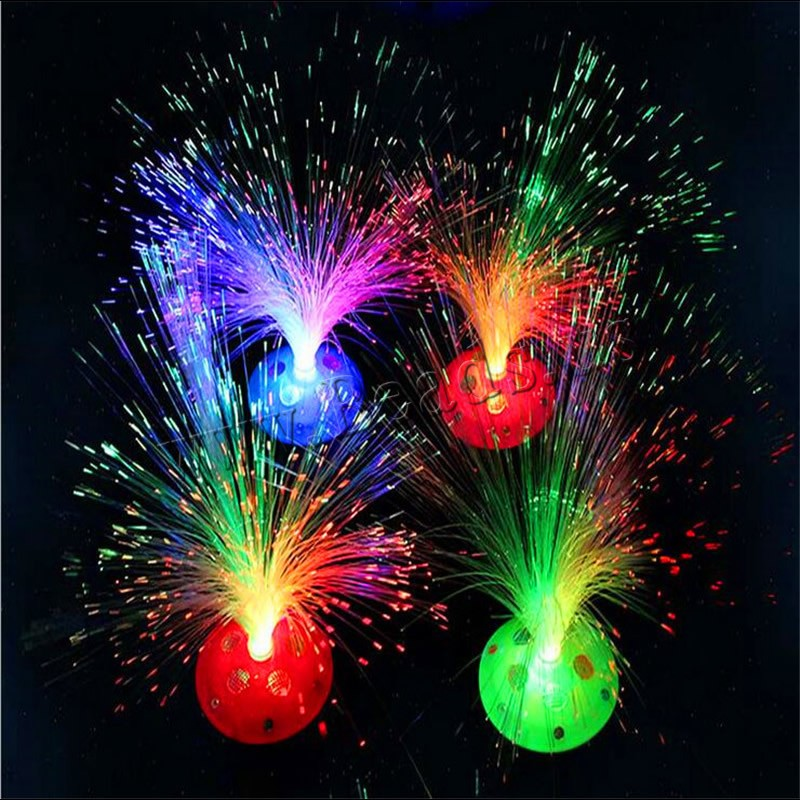 Light-Up Toys Plastic children & LED mixed colors 300mm Sold PC