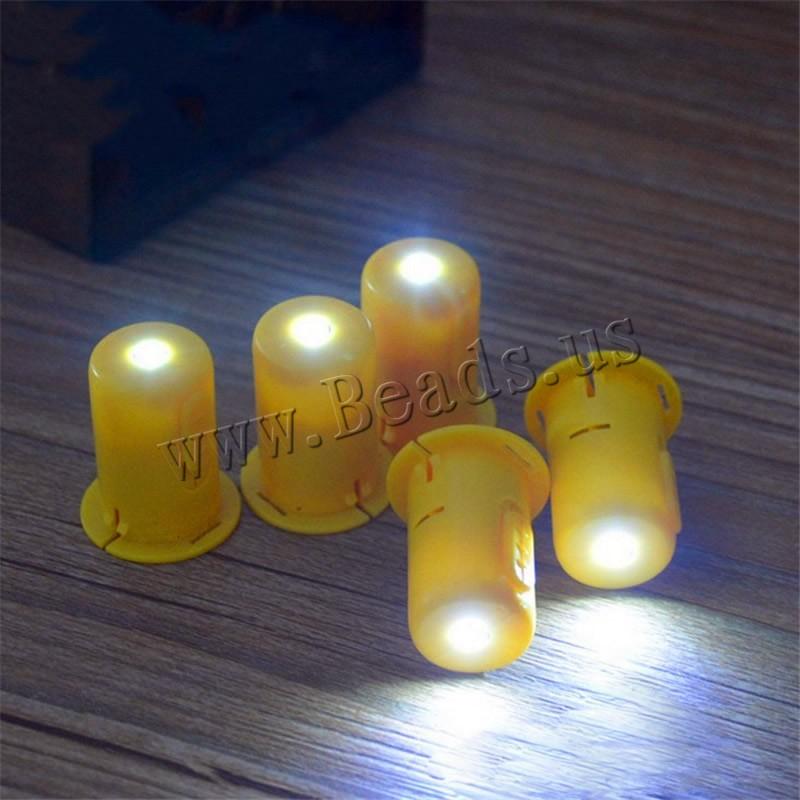 Light-Up Toys Plastic LED colors choice 25x34mm 10PCs/Bag Sold Bag