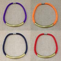 Mesh Stardust Halskette, Zinklegierung, mit Kunststoff Netz & Harz Strass, plattiert, für Frau, keine, frei von Nickel, Blei & Kadmium, verkauft per ca. 18 ZollInch Strang