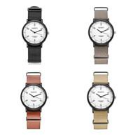 GAIETY® Unisex Schmuck Uhren, PU Leder, mit Glas & Zinklegierung, 40mm, Länge:ca. 10.6 ZollInch, verkauft von PC