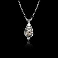 Plastik-Perlenkette, Zinklegierung, mit ABS-Kunststoff-Perlen & Eisenkette, mit Verlängerungskettchen von 5cm, Platinfarbe platiniert, Oval-Kette & für Frau & hohl, frei von Blei & Kadmium, 30x13mm, verkauft per ca. 16.5 ZollInch Strang
