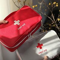 Multifunktionales Erste-Hilfe-Kit, Oxford, Rechteck, keine, 230x130x75mm, verkauft von PC