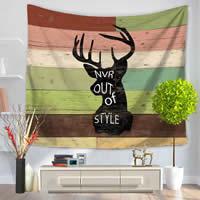 Mode Bad Strandtuch, Polyester, Rechteck, verschiedene Muster für Wahl & mit Brief Muster, 150x130cm, verkauft von PC