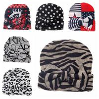 Kinderhüte, Baumwolle, elastisch & für Kinder & verschiedene Muster für Wahl, 400-550mm, verkauft von PC